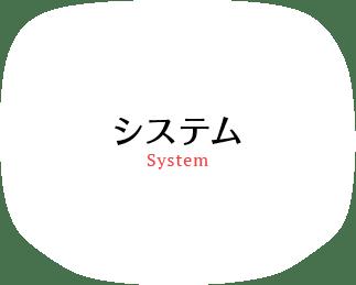 システム SYSTEM